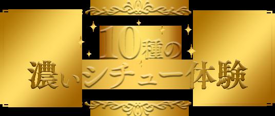 シチュー 体験 10 種 濃い の